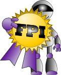 PurpleBot loves to give FPI awards to the most deserving